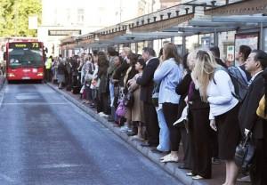 Londra Metrosu Grevde!