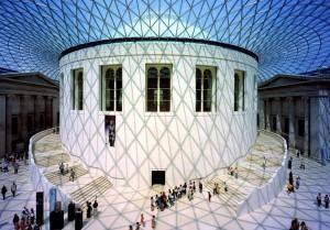 British Museum ücretsiz müzelere bir örnek olarak verilebilir.