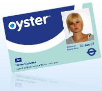 indirimli ulasim icin ogrencilere verilen oyster card