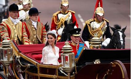 Kraliyet Düğünü – Royal Wedding