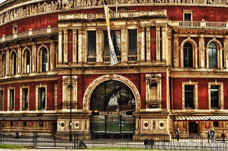 Royal Albert Hall 2012 Ocak-Nisan Ücretsiz Etkinlikler