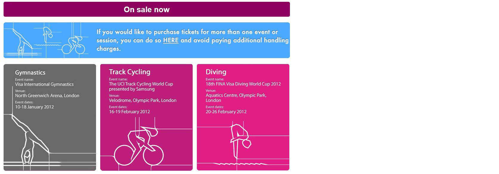 Londra 2012 Olimpiyatları Bilet Satışı