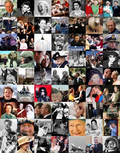 Kraliçenin 60.Yıl Kutlamaları