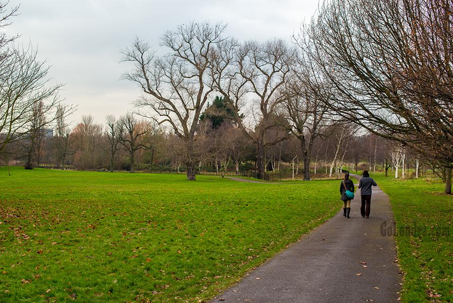 Regents Park - Londra