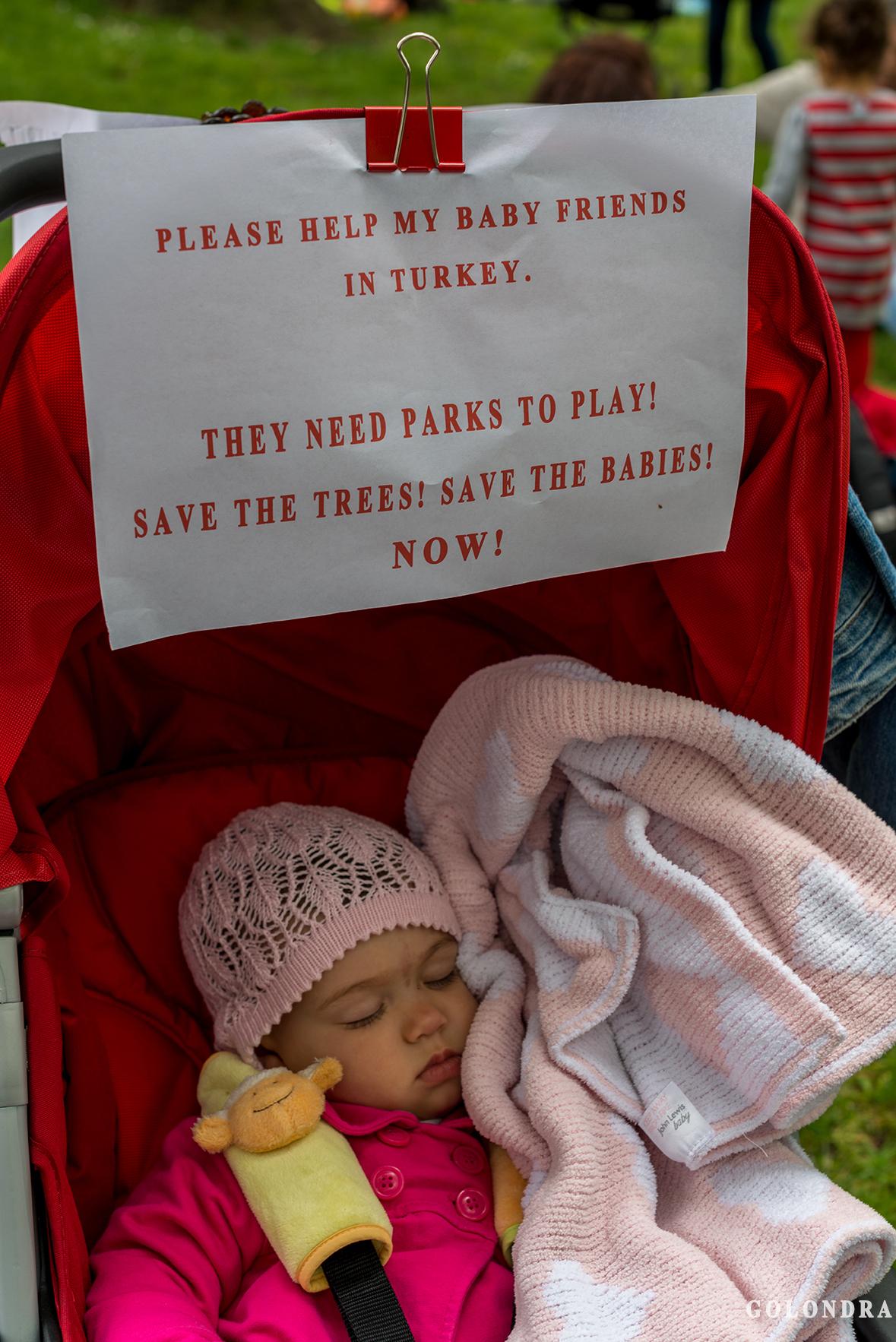 Protesting Turkish Government - Turk Hukumetini Protesto - Londra - London (21)