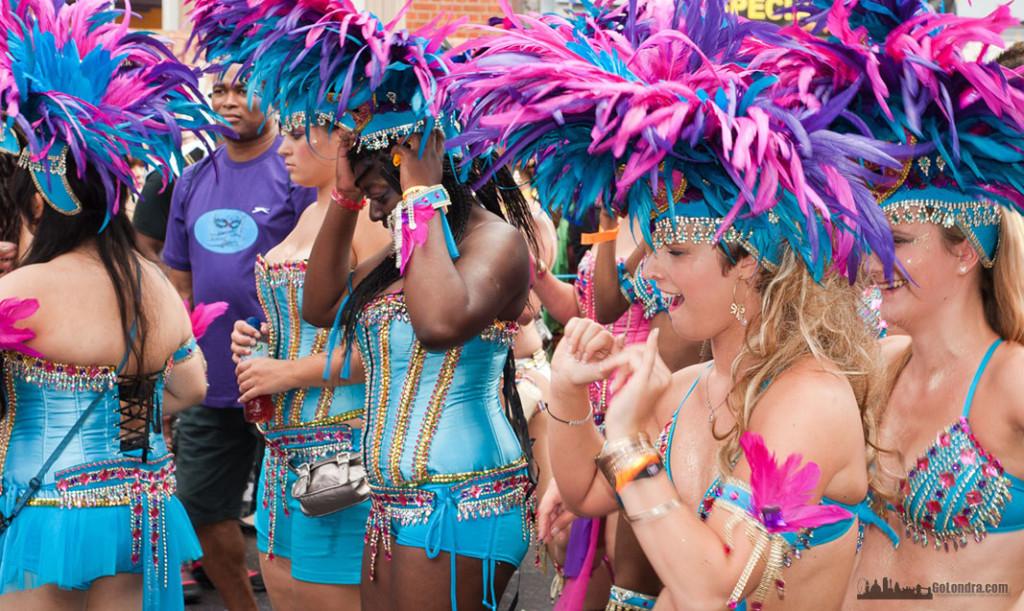 Notting Hill Festivali-Karnavali