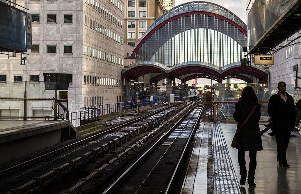 Londra Metrosu ve Grev