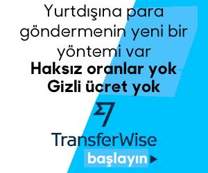 Transferwise Ile Para Gondermek